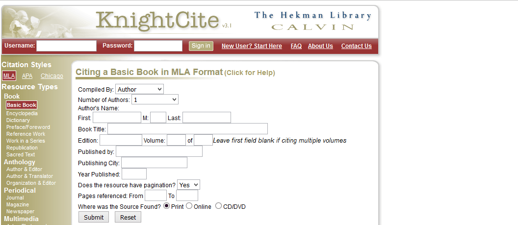 MLA Format and MLA Citations - Your BibMe Guide to MLA Citing |Bibme Works Cited