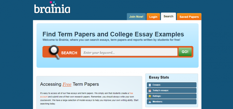 Examples Of Thesis Essays Cyberessays Is A Free Service With Lots Of Free Essays And Term Papers On A  Variety Of Subjects It Contains Hundreds Of Essays On History Including  English Essay Friendship also Essay Writing Paper  Open Essay Banks To Write My Essay Fast Essay Health Care