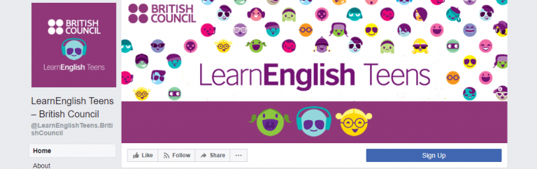 Learn english teens british council facebook