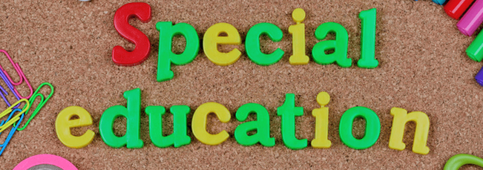 Special Education—70 Educational Apps for iPhone, iPad, and