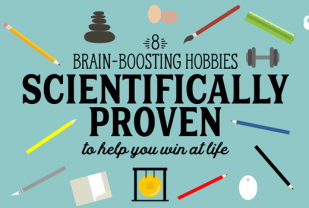 8 Brain-Boosting Hobbies to Help You Win at Life [Infographic]