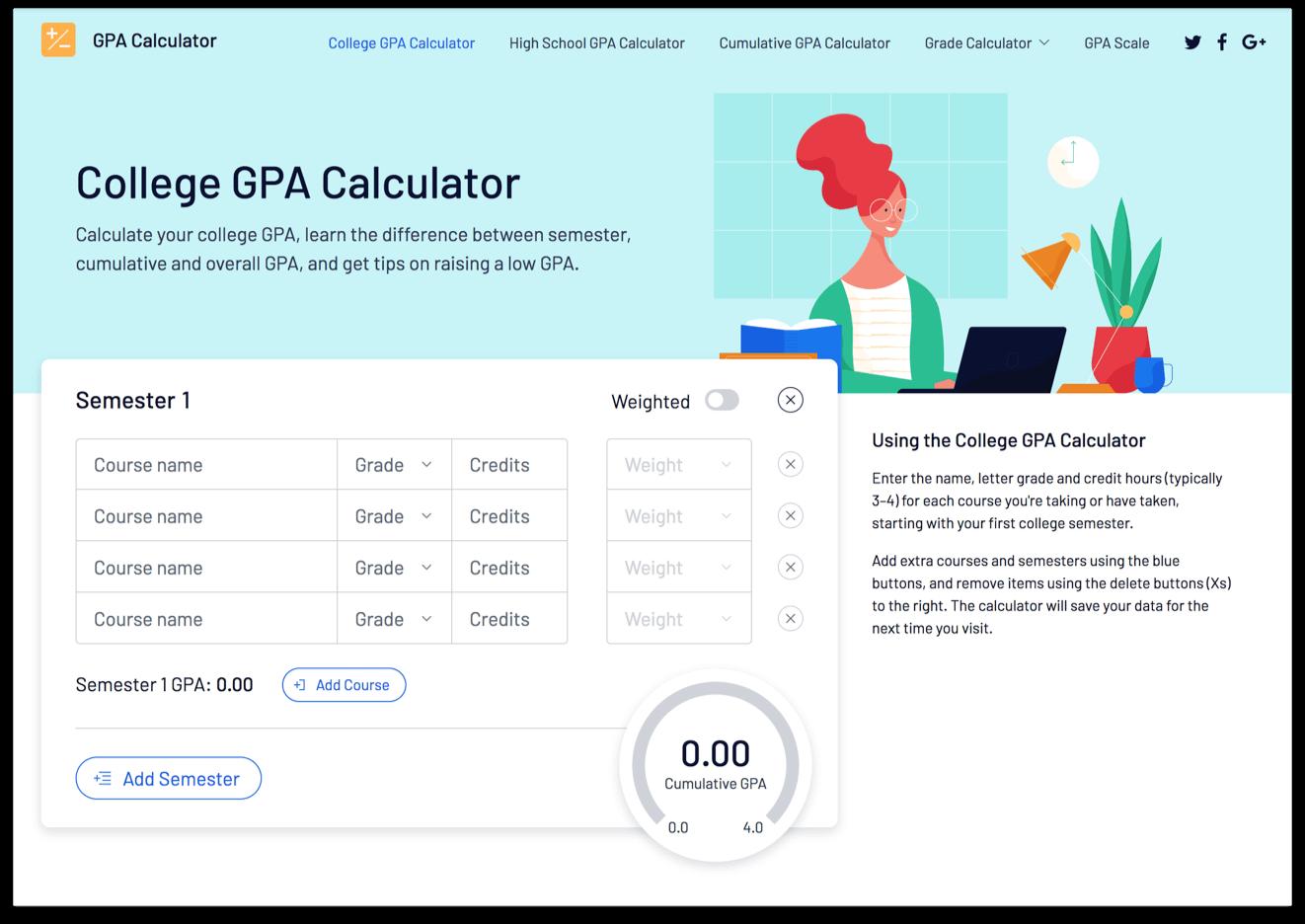 Gpa Calculator Io